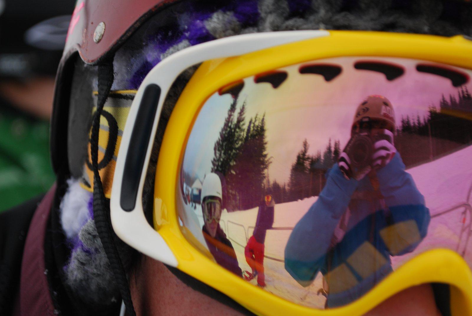 Through Shiros Goggles