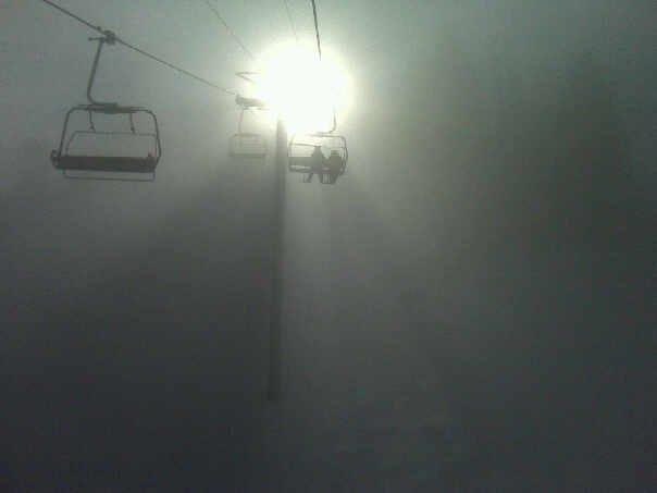 Sun Valley Fog