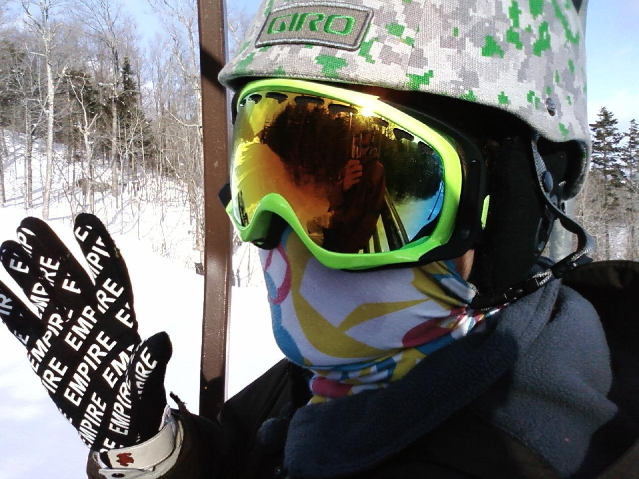 Me at Sunday river