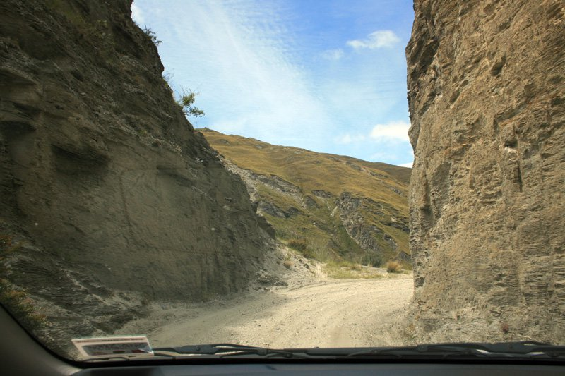 NZ roads are super wide