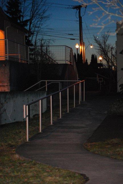 Church rail