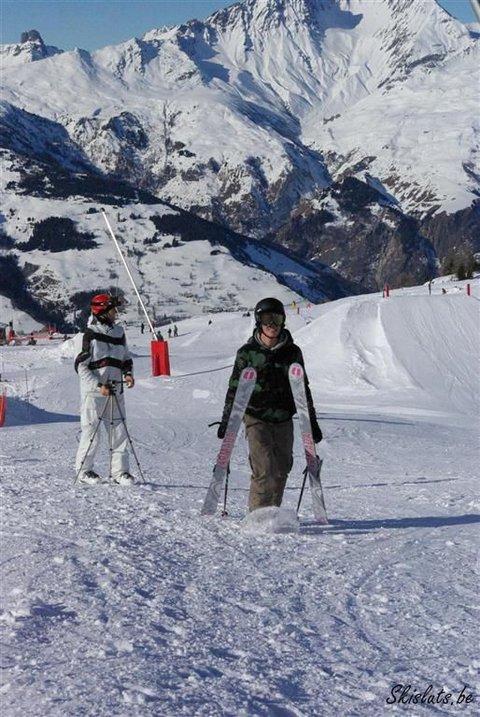 Skisluts Day Session @ Les Arcs - 2 of 48