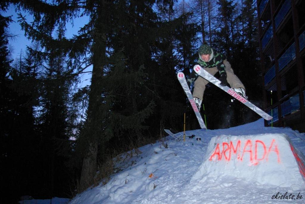 Skisluts Night Session @ Les Arcs - 3 of 32