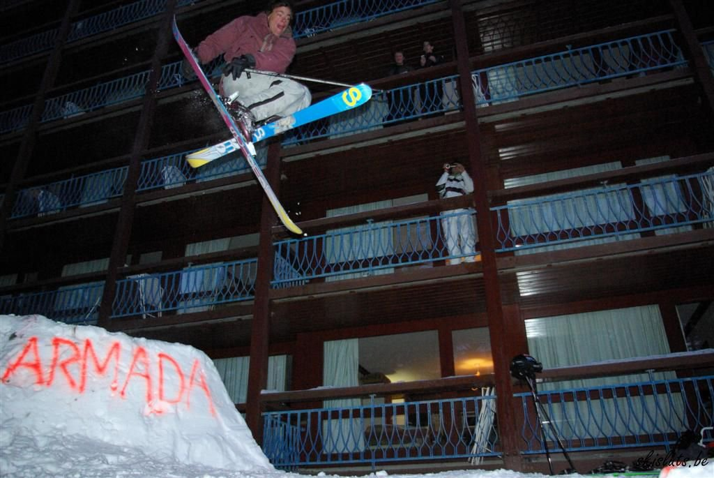 Skisluts Night Session @ Les Arcs - 4 of 32