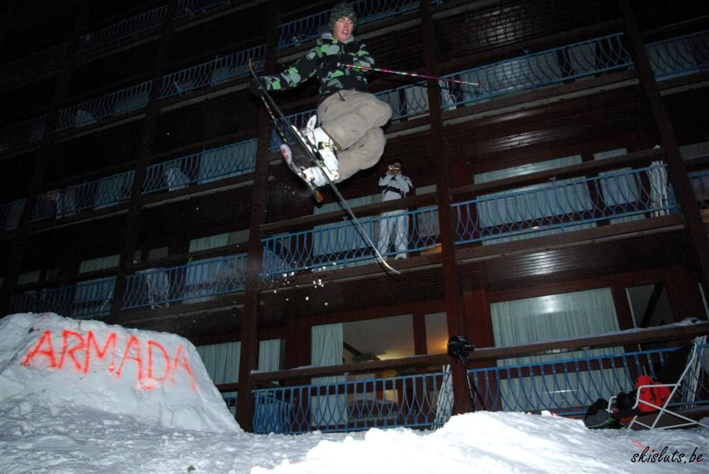 Skisluts Night Session @ Les Arcs - 5 of 32