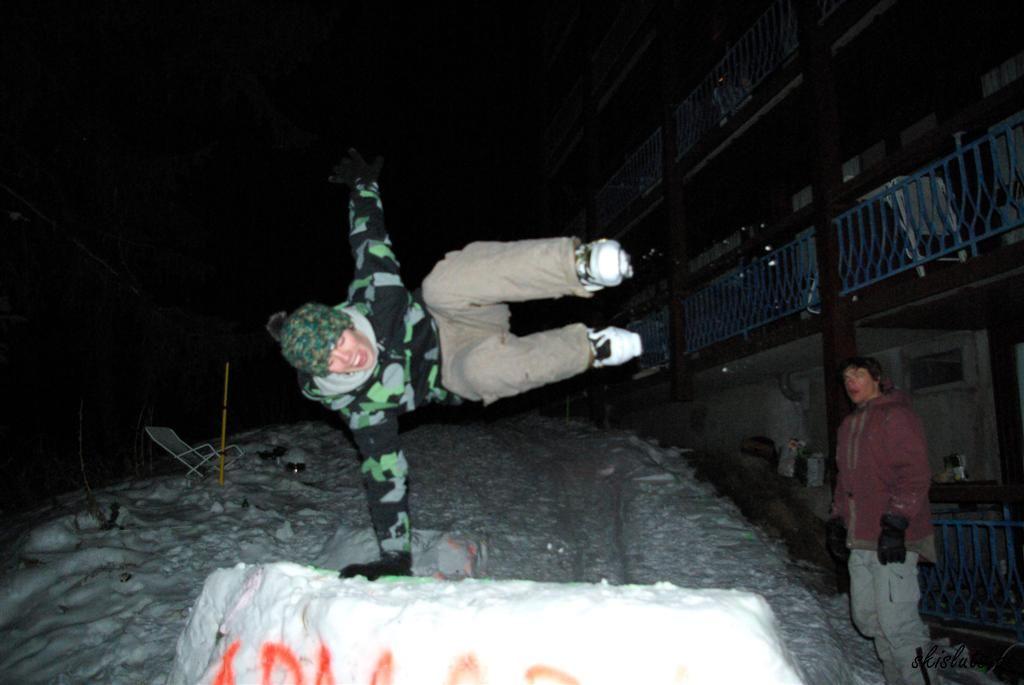 Skisluts Night Session @ Les Arcs - 6 of 32