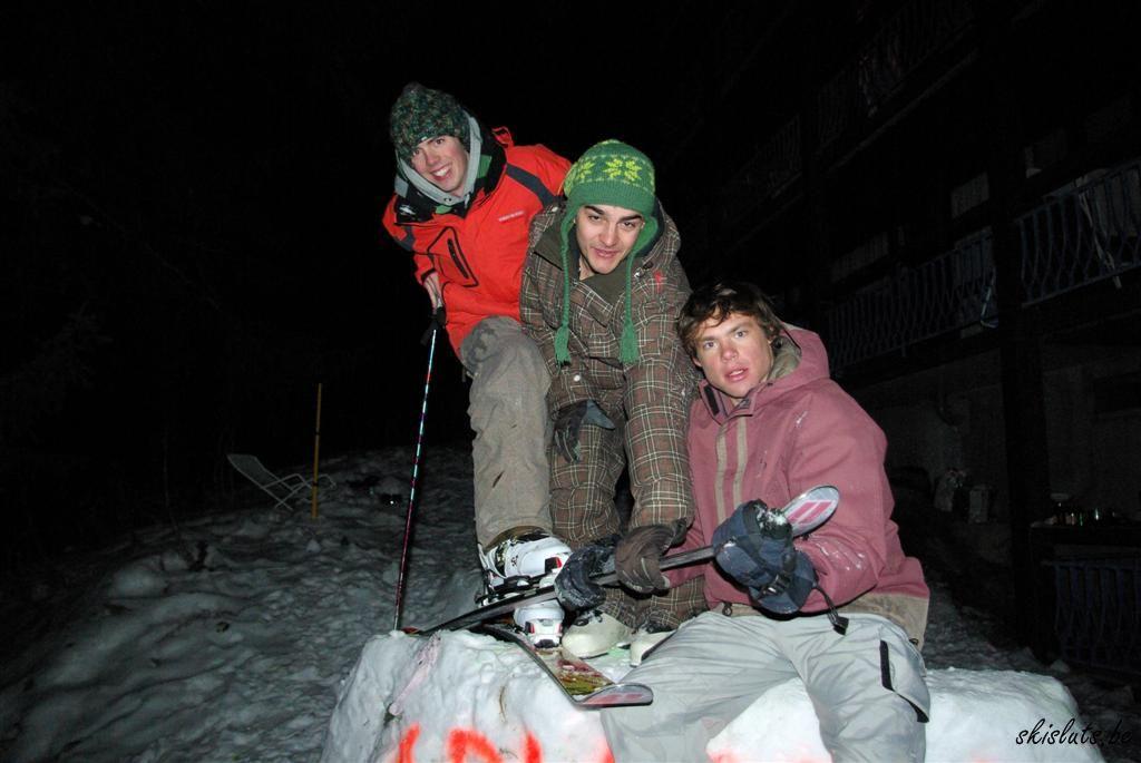 Skisluts Night Session @ Les Arcs - 7 of 32