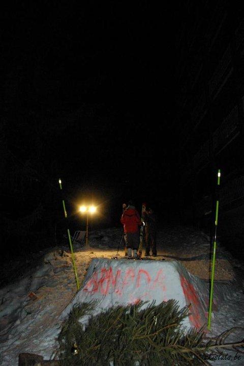 Skisluts Night Session @ Les Arcs - 9 of 32
