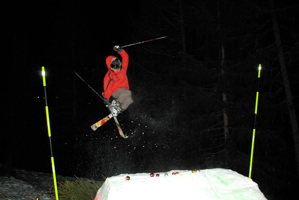Skisluts Night Session @ Les Arcs - 10 of 32