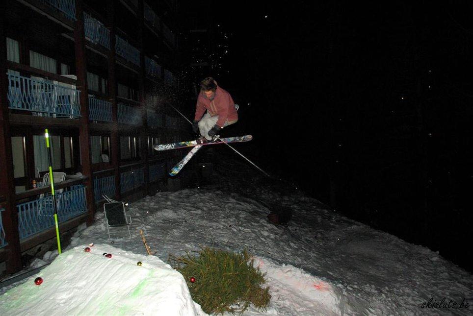 Skisluts Night Session @ Les Arcs - 11 of 32