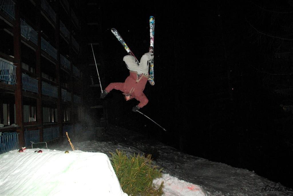 Skisluts Night Session @ Les Arcs - 12 of 32