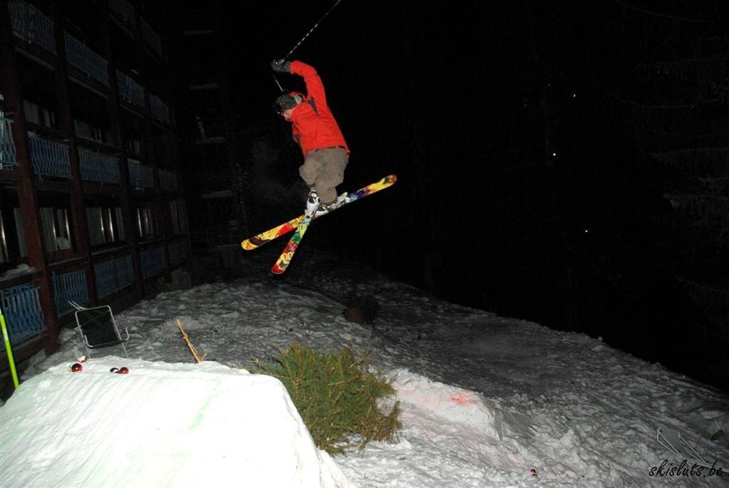 Skisluts Night Session @ Les Arcs - 13 of 32