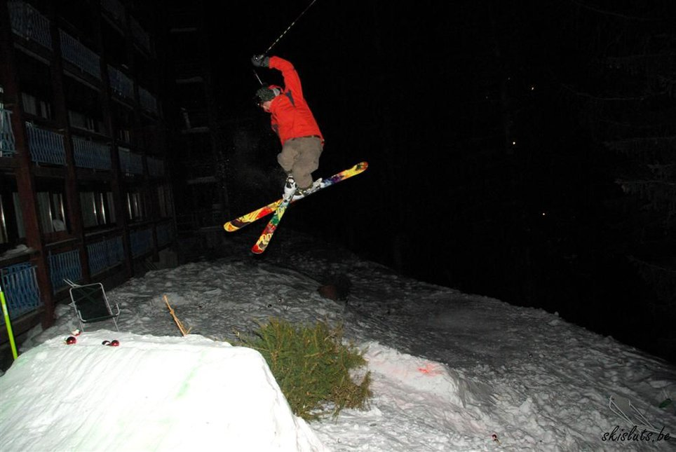 Skisluts Night Session @ Les Arcs - 13 of 32