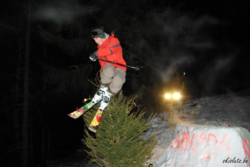 Skisluts Night Session @ Les Arcs - 15 of 32