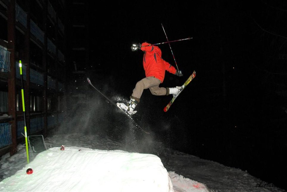 Skisluts Night Session @ Les Arcs - 16 of 32