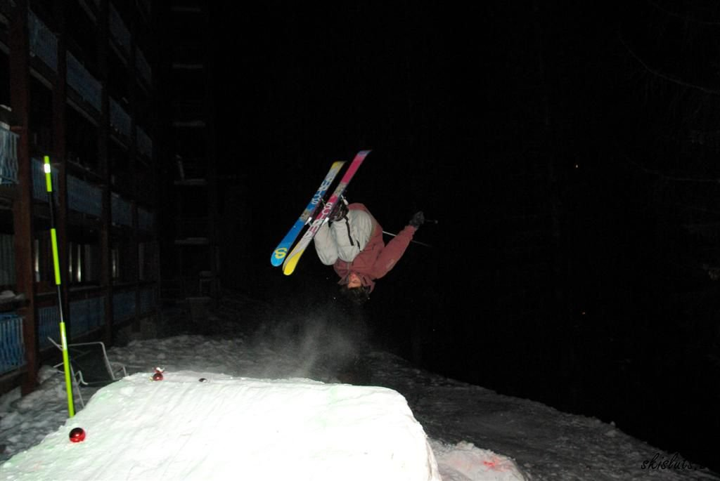 Skisluts Night Session @ Les Arcs - 17 of 32