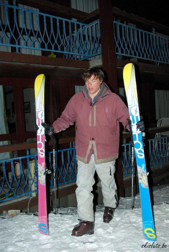 Skisluts Night Session @ Les Arcs - 18 of 32