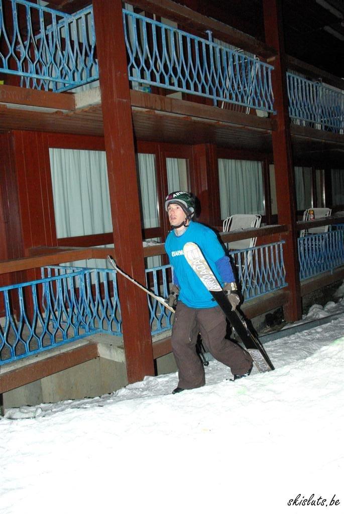 Skisluts Night Session @ Les Arcs - 19 of 32
