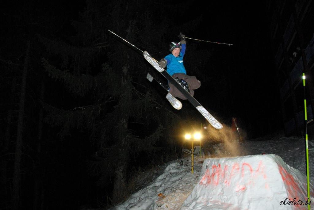 Skisluts Night Session @ Les Arcs - 20 of 32