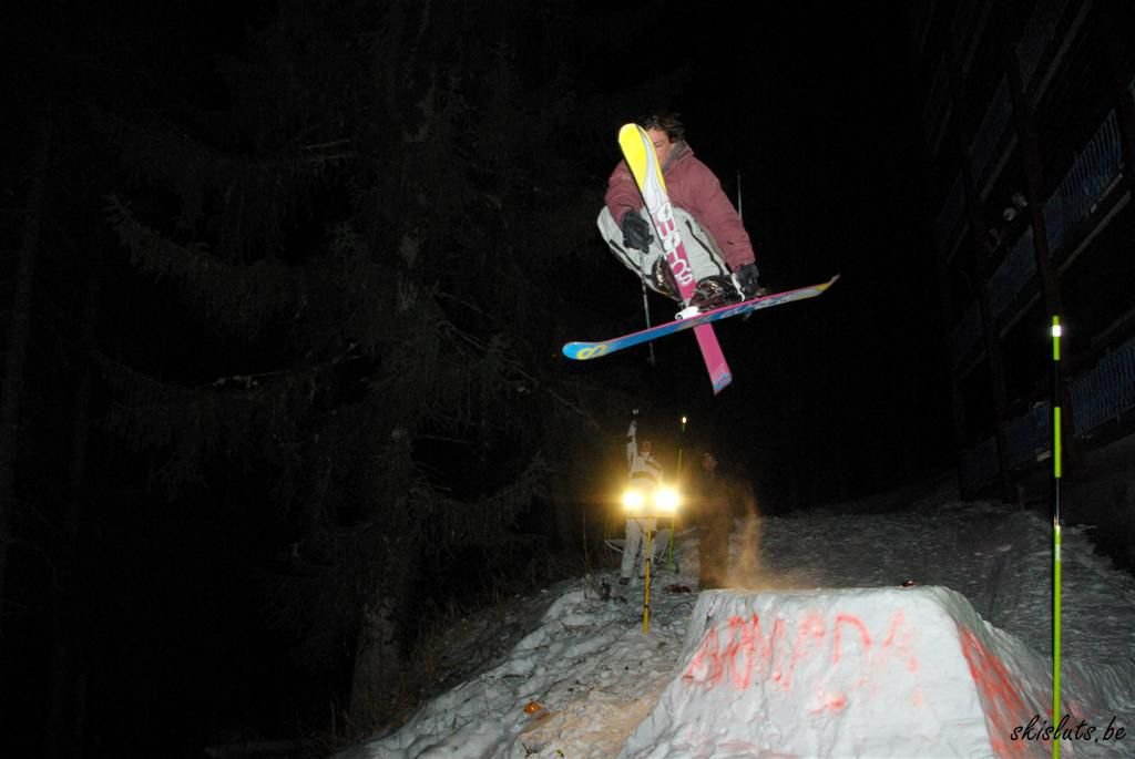 Skisluts Night Session @ Les Arcs - 21 of 32
