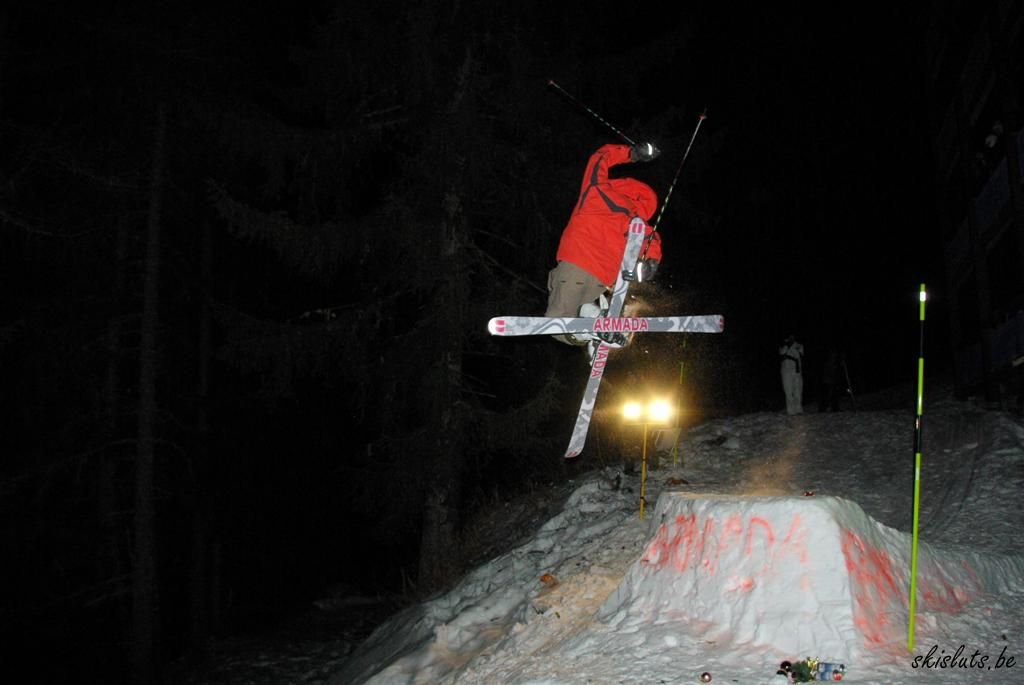 Skisluts Night Session @ Les Arcs - 22 of 32