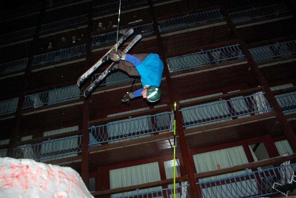 Skisluts Night Session @ Les Arcs - 23 of 32