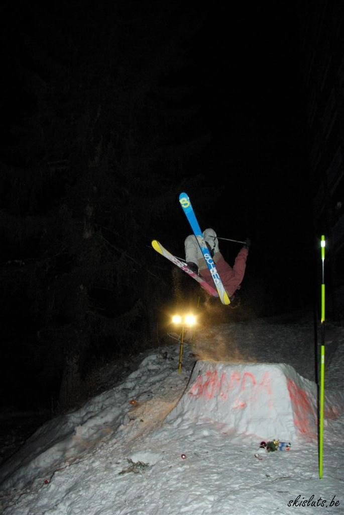 Skisluts Night Session @ Les Arcs - 24 of 32