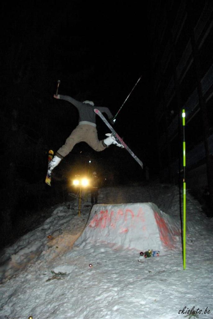 Skisluts Night Session @ Les Arcs - 26 of 32