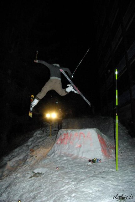 Skisluts Night Session @ Les Arcs - 26 of 32