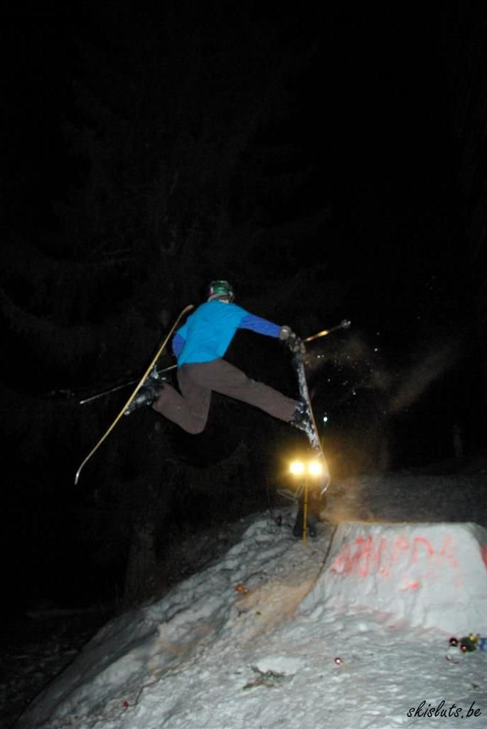 Skisluts Night Session @ Les Arcs - 27 of 32