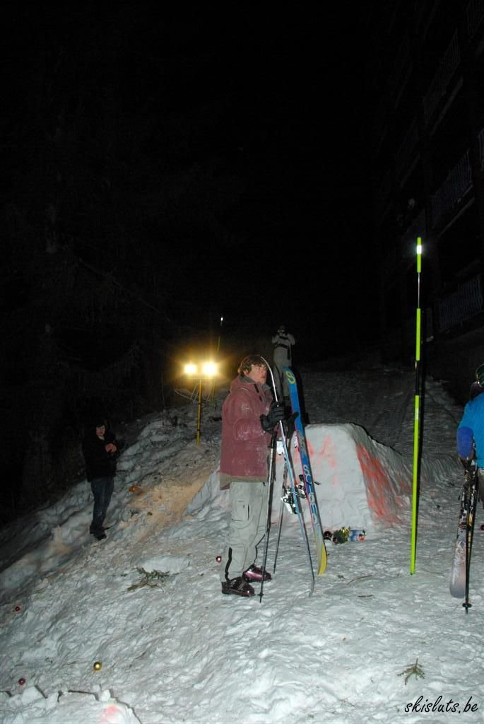 Skisluts Night Session @ Les Arcs - 28 of 32