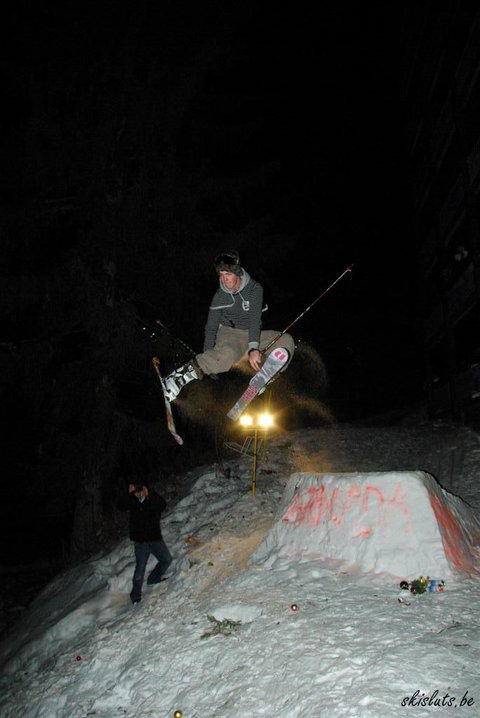 Skisluts Night Session @ Les Arcs - 29 of 32
