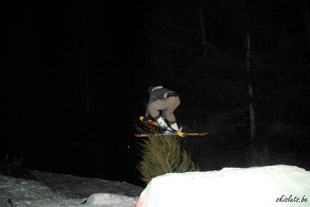 Skisluts Night Session @ Les Arcs - 30 of 32