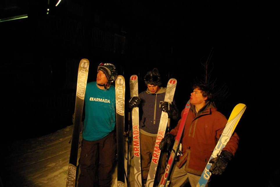 Skisluts Night Session @ Les Arcs - 32 of 32