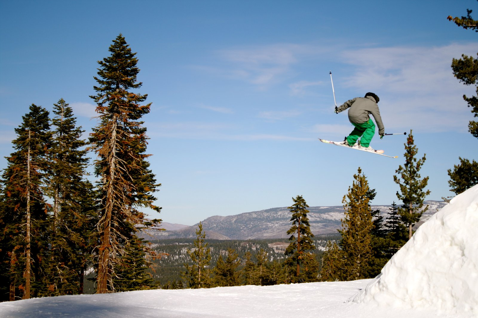 Session at northstar