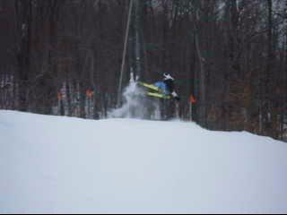 Misty 5 landing