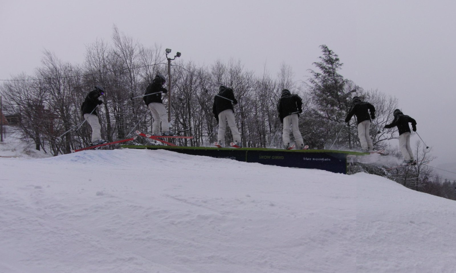 Rail sequence picture