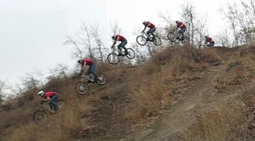 Mountain biking in edmonton