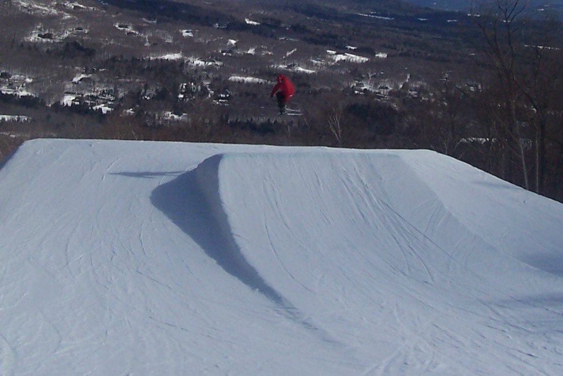 I Like Stowe's Jumps