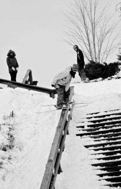 Fastplant to Railslide - Allen Lam