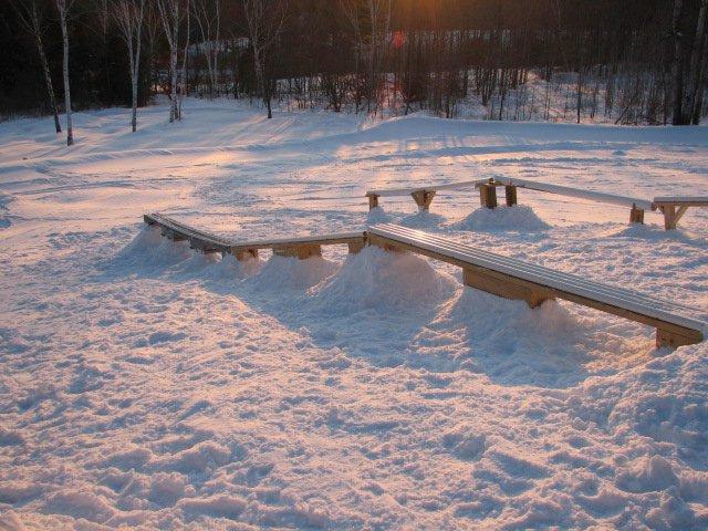 Backyard set-up 3
