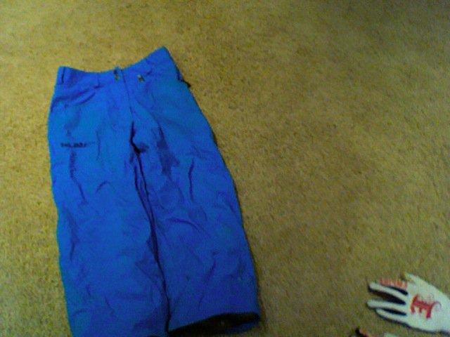 Old pants