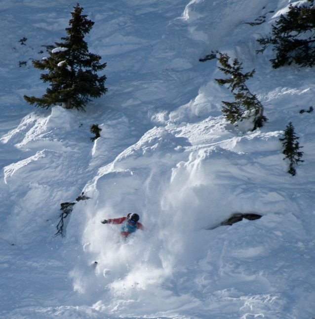Crested Butte Freeskiing extremes