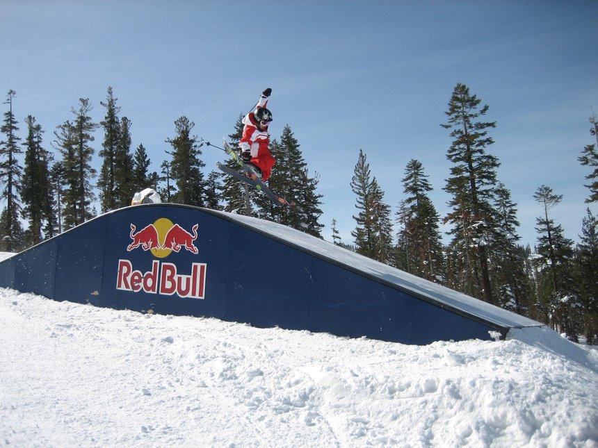 Red Bull box