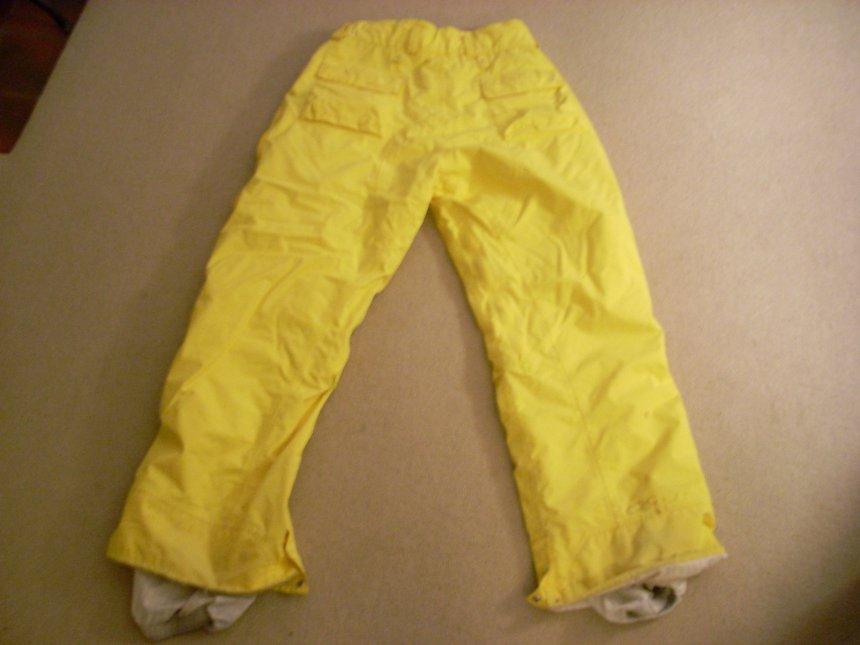Four Square XL pants