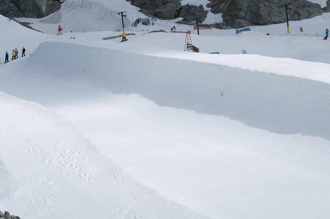 The Halfpipe