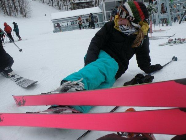 Skiing mrg