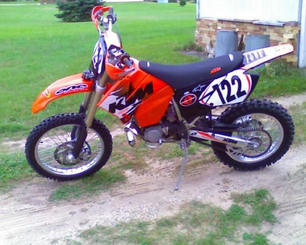 2003 300 exc