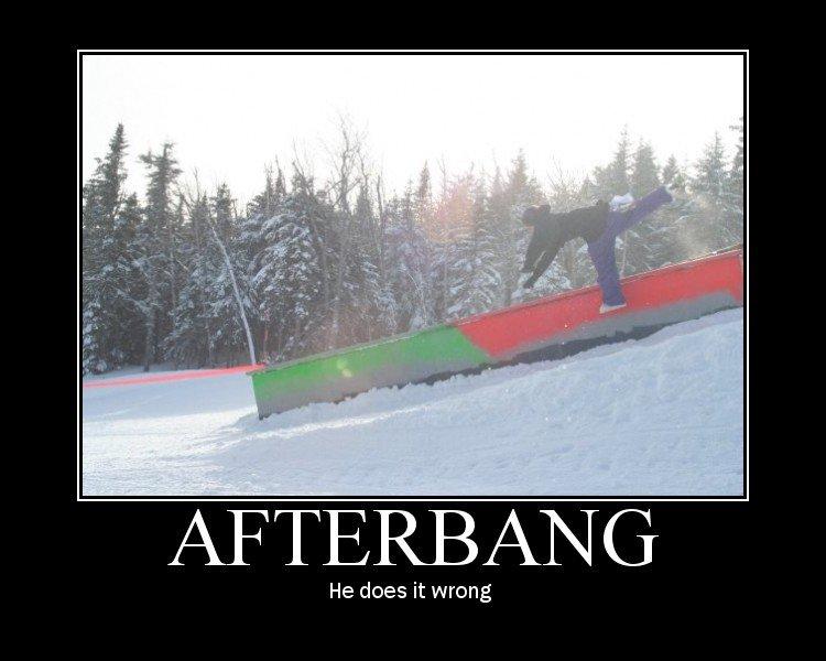 Afterbang