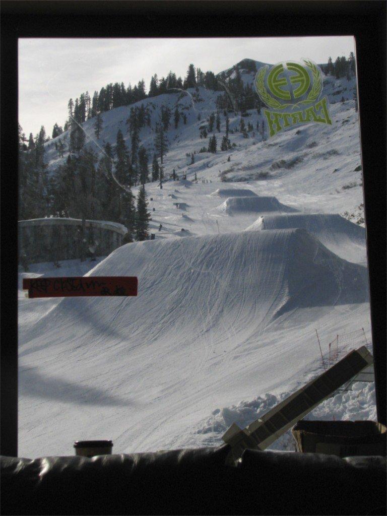 Alpine Meadows park